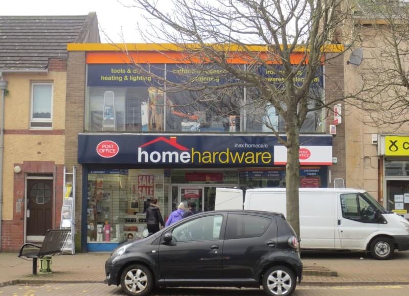 Inex Irvine hardware shop