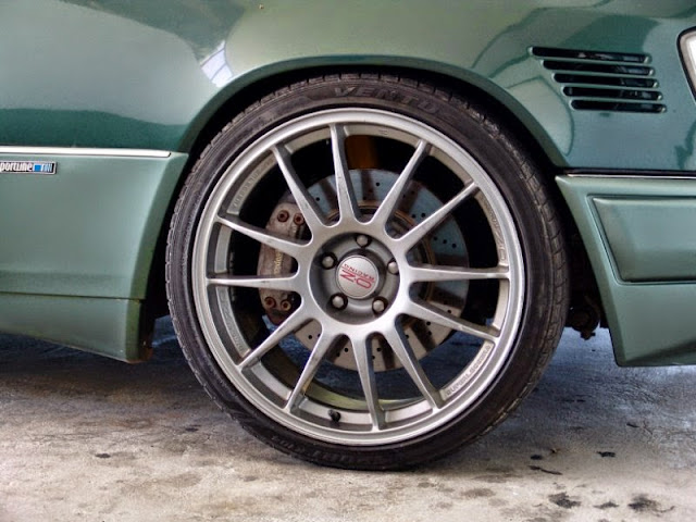 w124 r18 oz wheels