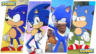 Sonic the Hedgehog - Version