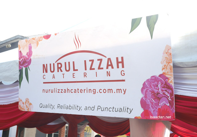 Nurul Izzah Catering - Quality, Reliability and Punctuality