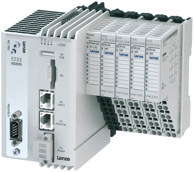 Lenze controller 3200 c