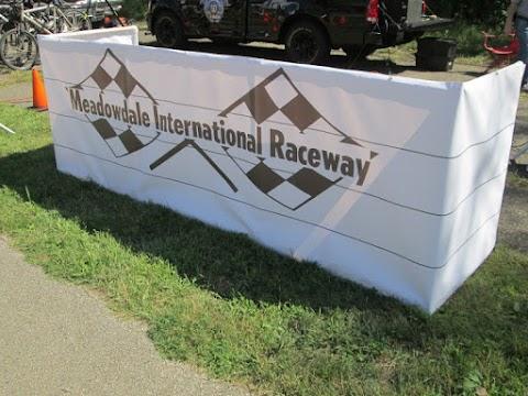 Meadowdale International Raceway Motorsports and Memories Car Show