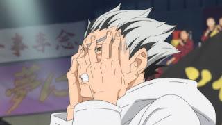 ハイキュー!! アニメ 第4期 梟谷学園 主将 木兎光太郎 Bokuto Kōtarō CV.木村良平
