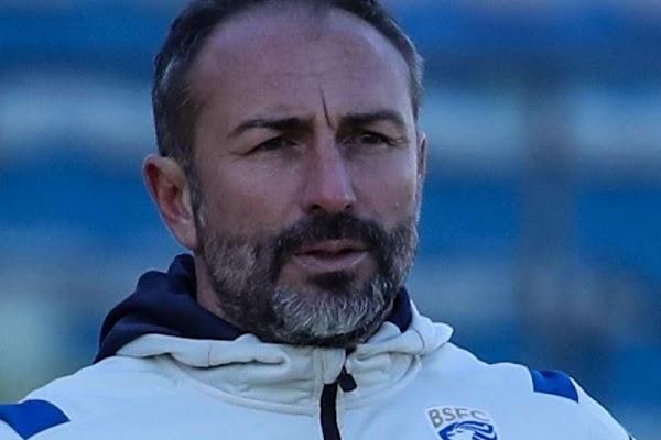 Oficial: Brescia, renueva el técnico Dionigi hasta 2022