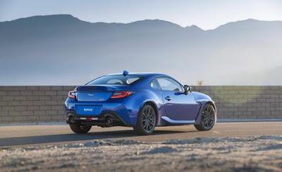 2022 Subaru BRZ Review, Specs, Price