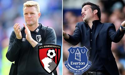 مشاهدة مباراة بورنموث وإيفرتون بث مباشر اليوم 15-9-2019 في الدوري الإنجليزي