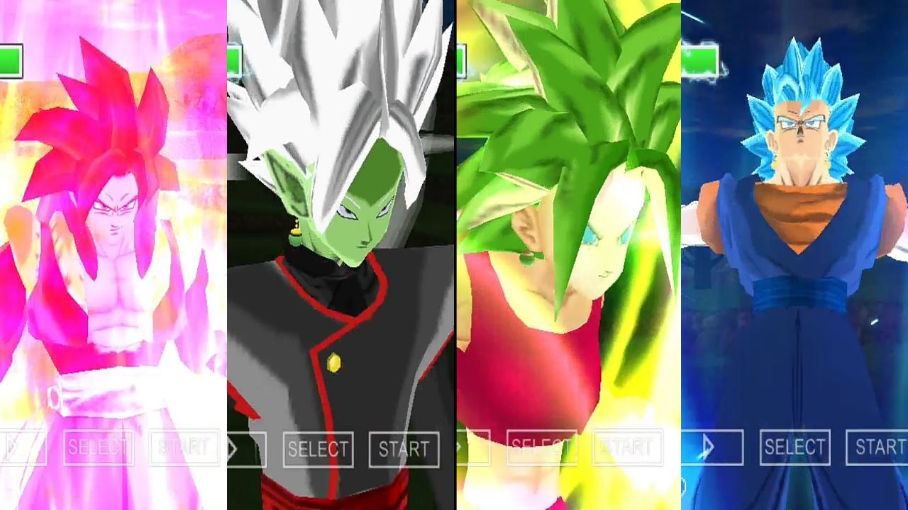 Dragon Ball Z Sparking Neo Mod