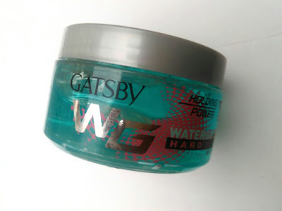 Gatsby Water Gloss Hard Wet Look - Review