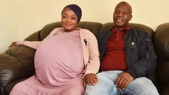 South African woman gives birth to 10 babies