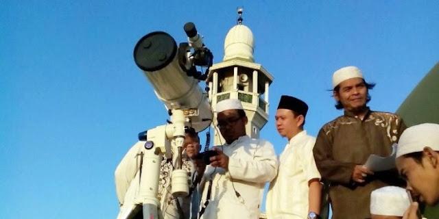 Guna Menentukan Awal Ramadhan, Tim Pantau Hilal Disebar Di Seluruh Provinsi. Ini Titik Lokasinya