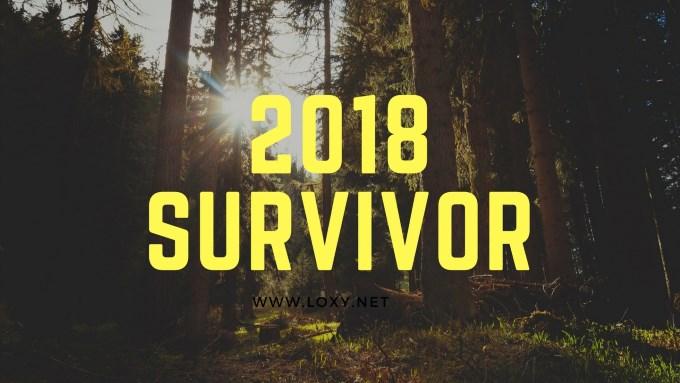 2018 survivor yarışmacıları