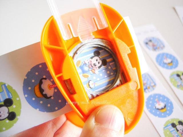 Baby mickey party, mickey party, mickey printable, free printable