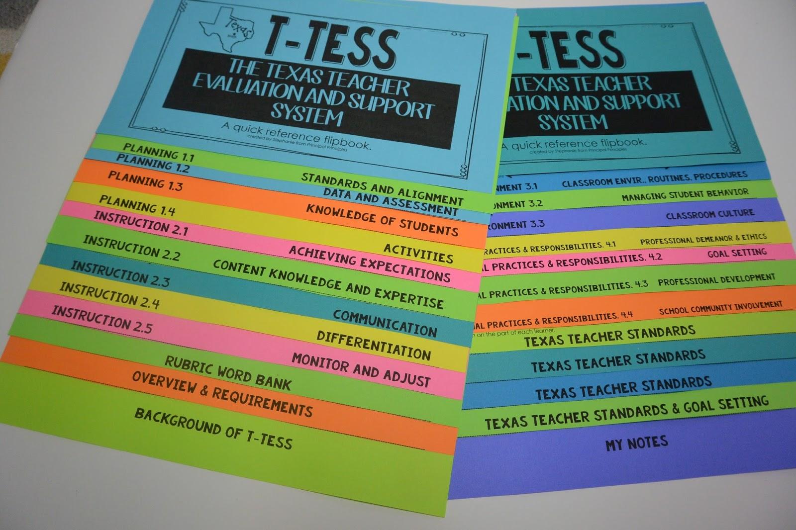 Teacher Evaluation Tools For Principals