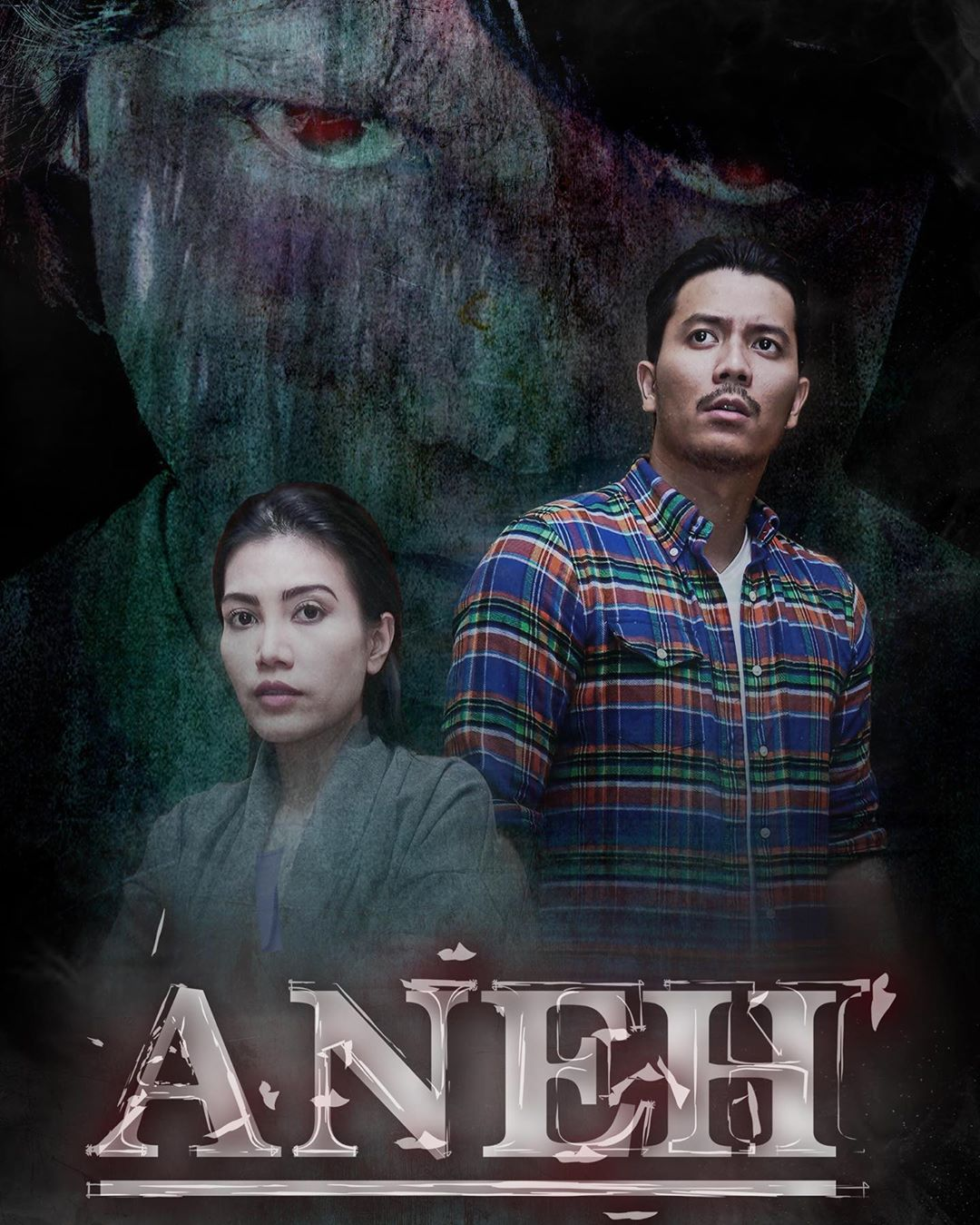 Aneh-Lakonan Fatah Amin Dan Elyana