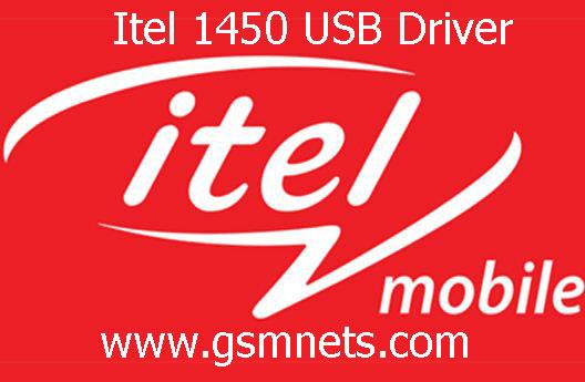 Itel 1450 USB Driver Download