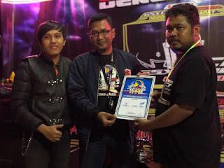 Deklarasi GSX Club Indonesia Sukabumi Diresmikan Wakil Walikota