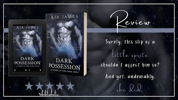 Dark Possession by Aja James