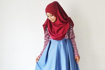 Tips Tampil Cantik dengan Hijab Untuk Ibu Hamil