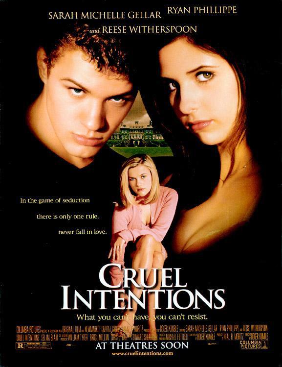 Llamastrangler's Big TV and Film Blog: Cruel Intentions (1999)