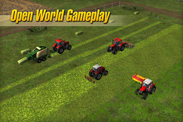 تحميل farming simulator 14