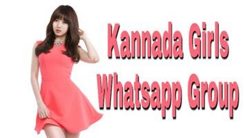 Kannada Girl Whatsapp Group