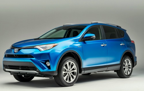 2016 New Design Toyota RAv4 Hybrid Car Specs & Prices
