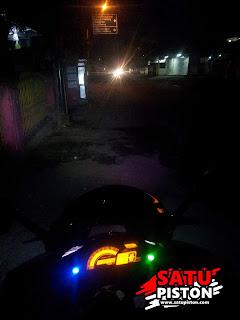 Tips Berkendara Malam Untuk Pengendara Motor