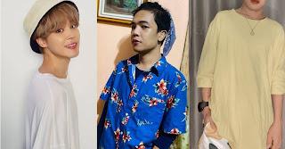 Xander Ford proud na proud na tawagin ang sarili na Park Jimin (BTS) ng Pinas