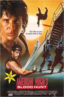 Ninja Americano 3 (1989) [Latino-Ingles] [Hazroah]