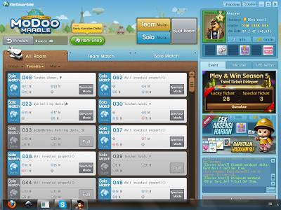 Modoo Marble [Game Monopoli Online Indonesia]