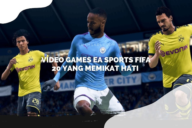 Video Game FIFA 20