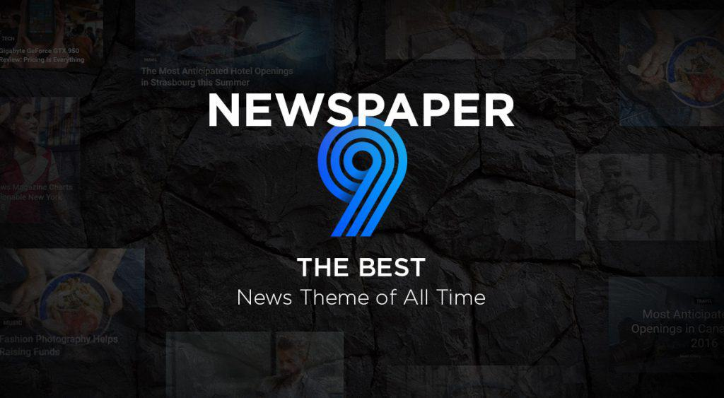 Download Free Newspaper 9 Premium Blogger Theme