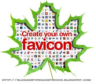 Create Favicon For Blogger