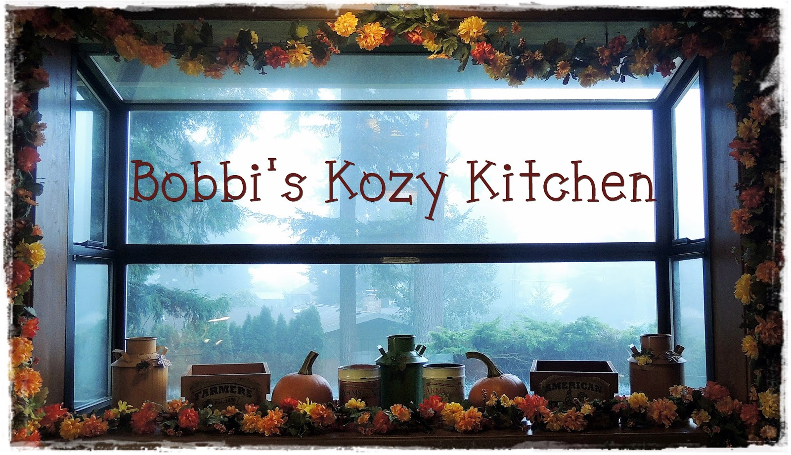 Friday Flashback 10/25/13 | Bobbi\'s Kozy Kitchen