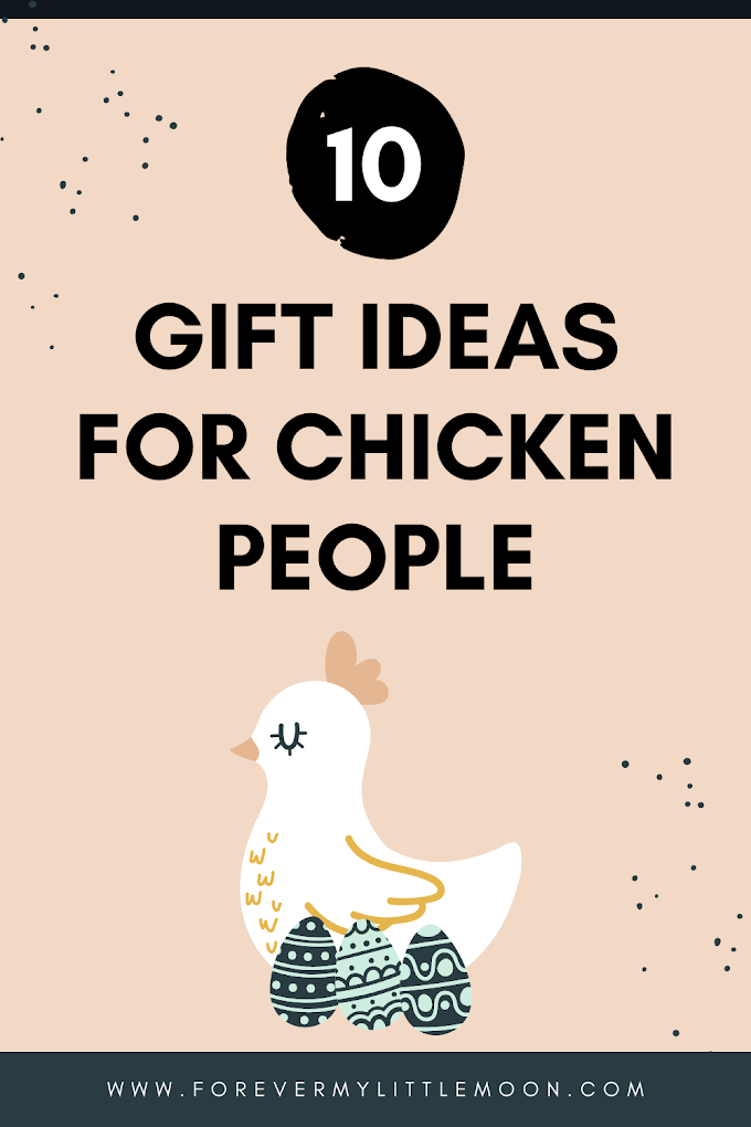 10 Gift Ideas For Chicken People