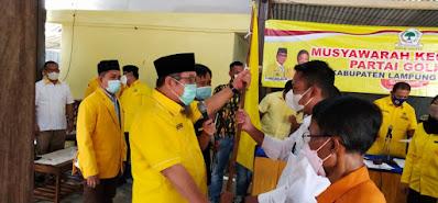 Muscam di Tanjung Sari, TEC Tegaskan Menang Pemilu Serentak 2024