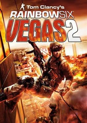 Capa do Tom Clancy's Rainbow Six: Vegas 2