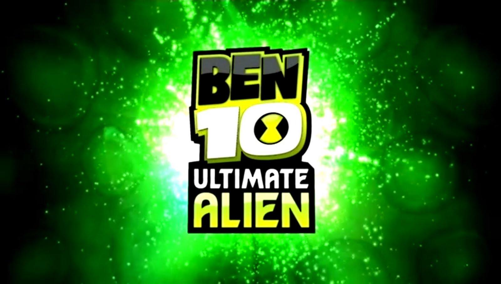 Ben 10 Ultimate Alien Hd Desktop Wallpapers Cartoon Wallpapers