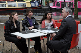 Interview with Huw Edwards, BBC News 24, Sept 2011