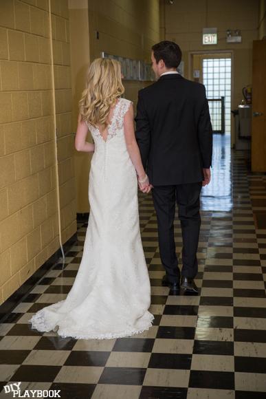 teacher wedding ideas
