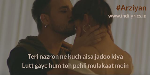 Arziyan | Toshi | Lyrics | Quotes | Pics | Images