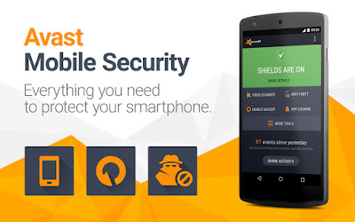 Avast Anti Theft an added Feature to Look Upon