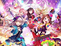 Nhóm Nhạc Của Những Ước Mơ  BanG Dream