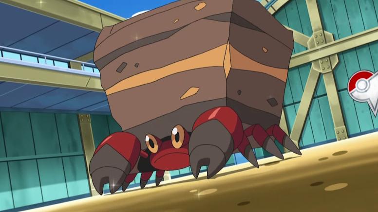 Crustle (Pokémon)