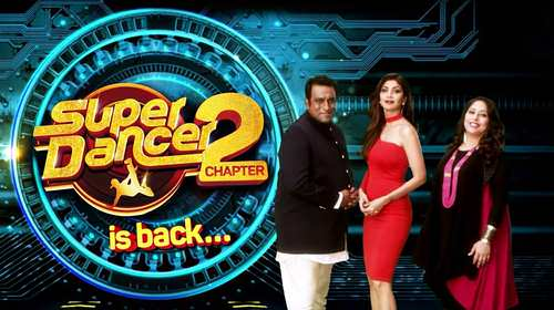 Super Dancer Chapter 2 HDTV 480p 200MB 18 February 2018