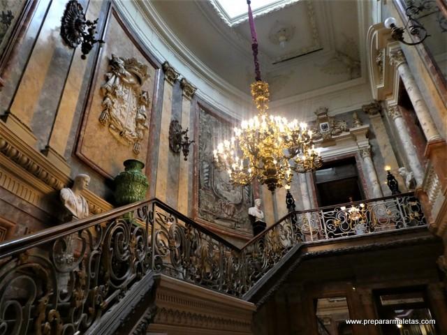 palacio museo más bonito de Madrid