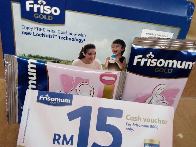 Frisomum Gold Pilihan Terbaik Ibu Hamil dan Menyusu