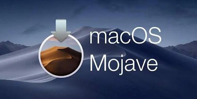 Download Mac OS Mojave Image file
