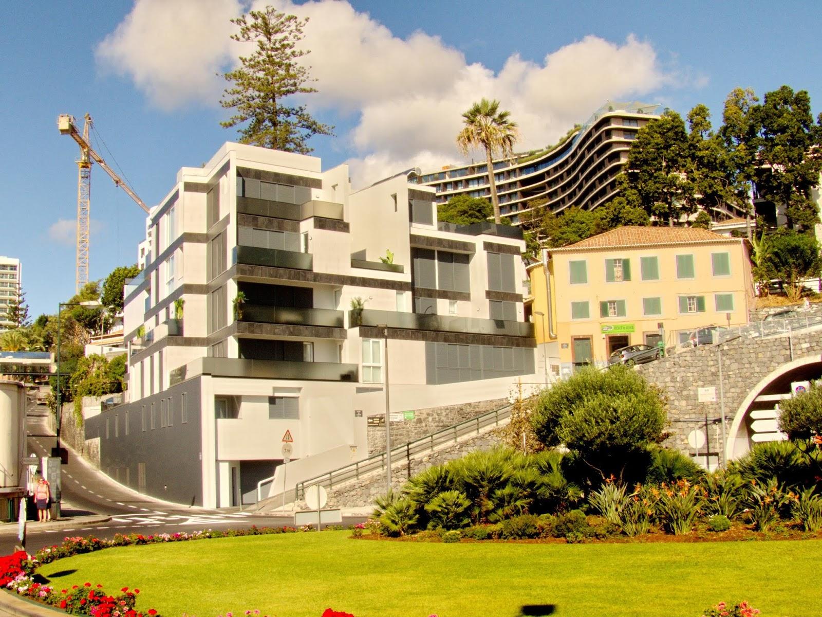 a nova casa de CR7 na Madeira