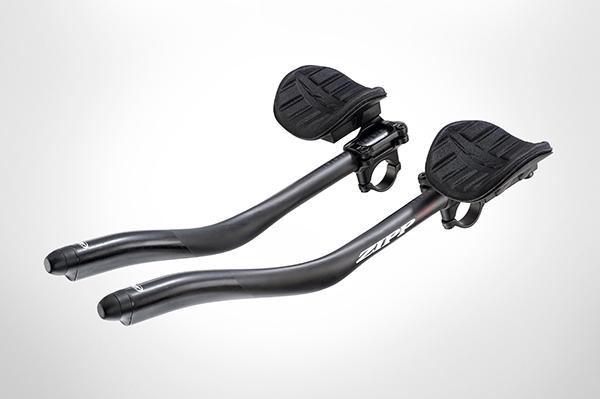 Zipp Vuka Alumina Extensions Evo 110 22.2mm Bead Blast Black with Laser